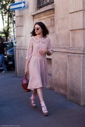 Фотография из блога Stockholm Street Style. Изображение № 29.