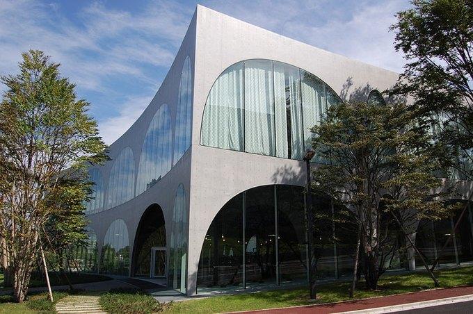 Библиотека Университета искусств Тама. Изображение № 1.
