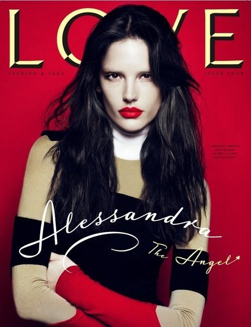 8 обложек четвёртого номера LOVE Magazine. Изображение № 2.