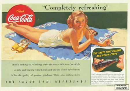 Coca – ine. Желательно испытывать жажду). Изображение № 9.