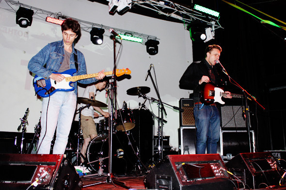 Шторм в Петербурге, выпускной и концерты с айпада: 10 молодых музыкантов на «Стереолете». Изображение № 30.