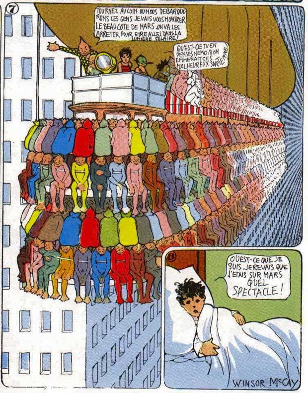 Google отметил 107-летие комикса «Маленький Немо». Изображение № 5.