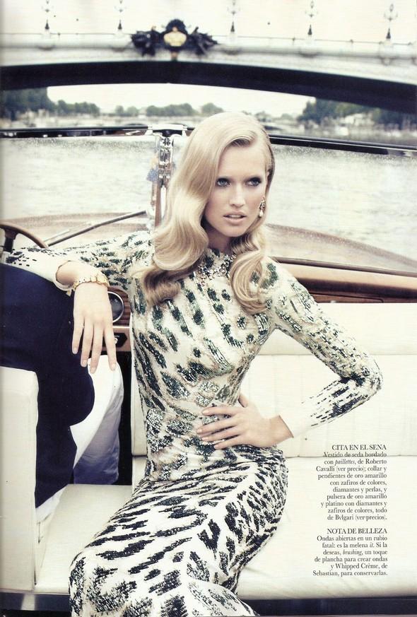 Съемка: Тони Гаррн и Клайв Оуэн для Vogue. Изображение № 3.