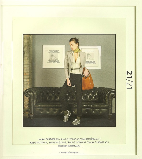 Lookbook Golden Goose women's FW2011-2012. Изображение № 36.