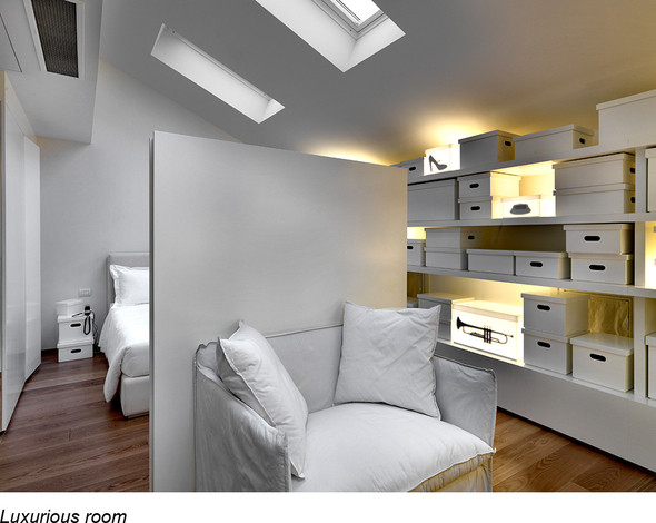 Изображение 28. Design Hotels: MAISON MOSCHINO, Милан.. Изображение № 28.