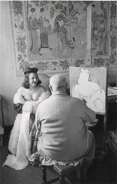 Работы французского фотографа Henri Cartier-Bresson. Изображение № 6.