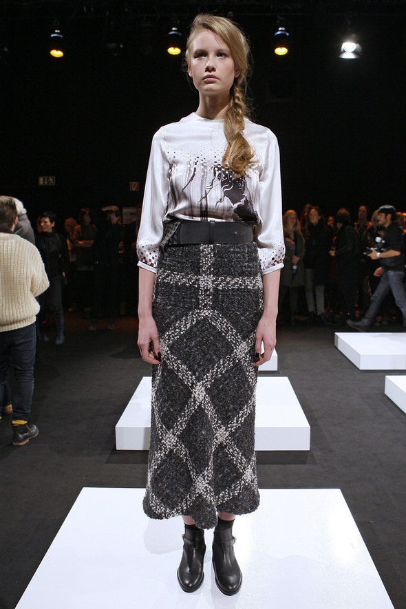 Berlin Fashion Week A/W 2012: Eva & Bernard. Изображение № 5.