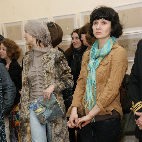 """Фотоотчет с открытия выставки """"Басни и притчи"""". Изображение № 5."""