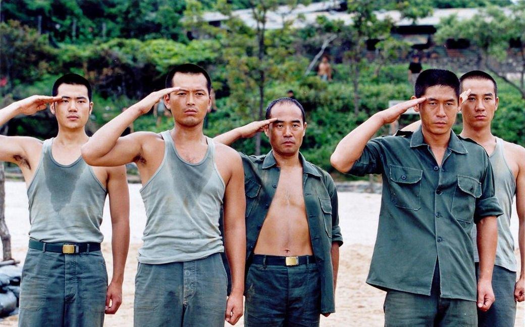 Пак Чан Вук, Пон Чжун Хо иеще 8 режиссеров изЮжнойКореи. Изображение № 5.