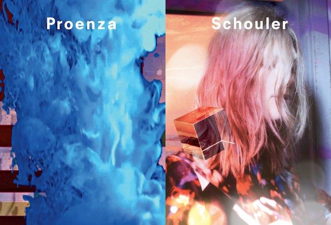 Опубликована новая кампания Proenza Schouler. Изображение № 2.
