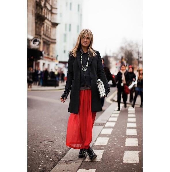 Изображение 175. На полях: 10 тенденций уличного стиля с прошедших недель моды.. Изображение № 175.