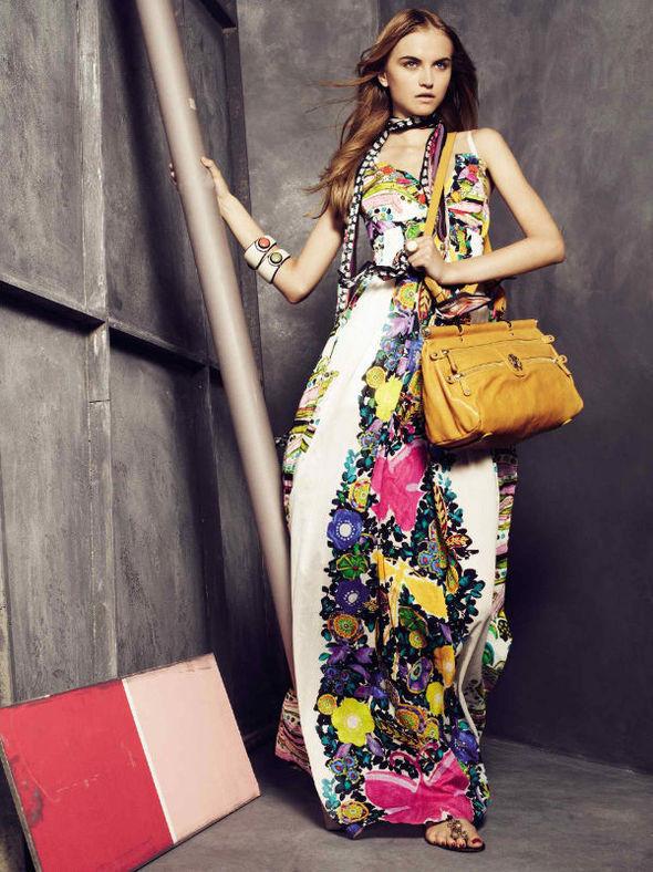 Изображение 18. Roberto Cavalli Lookbook Spring 2011.. Изображение № 18.