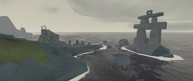 Вышла VR-игра авторов Monument Valley с управлением взглядом. Изображение № 7.
