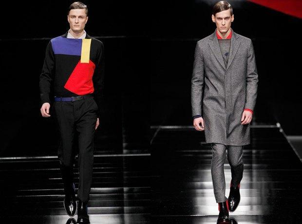 Milan Fashion Week:  День 2. Изображение № 39.
