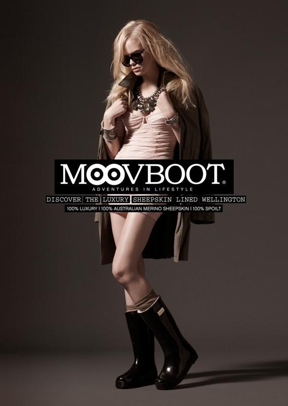 Рекламная кампания MoovBoot FW 10-11 Shoot. Изображение № 1.