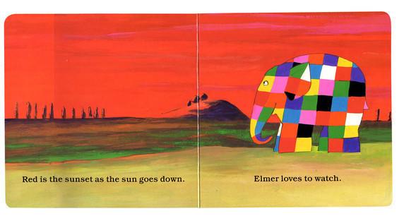 Слон Элмер желает вамхорошего настроения!. Изображение № 6.
