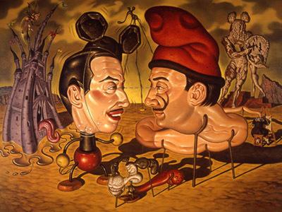 Эйсид-поп сюрреализм Тодда Шорра. Изображение № 20.