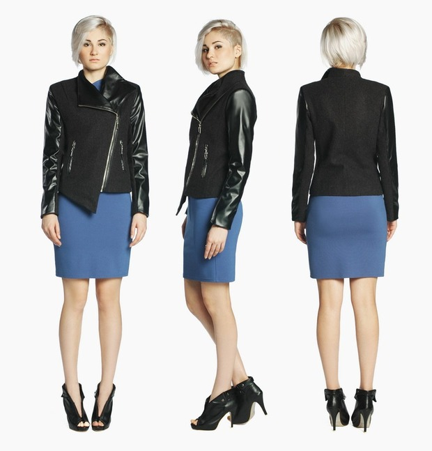 XARIZMAS CITY Fall-Winter 2012-2013. Изображение № 15.