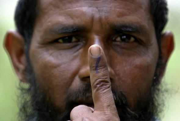 100 лет выборов в документальных фотографиях. Изображение № 116.