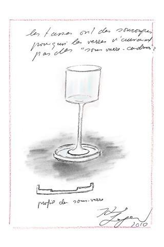 Изображение 4. Карл Лагерфельд создал коллекцию посуды.. Изображение № 4.
