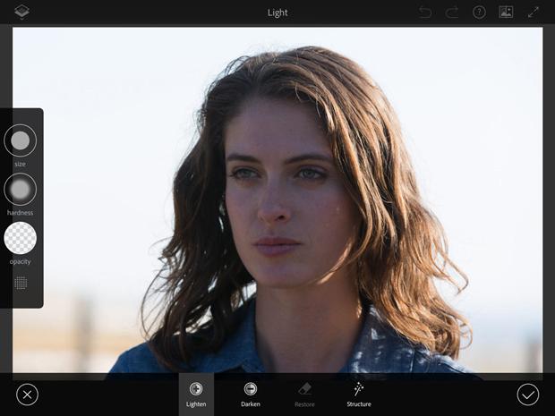 В новом Photoshop для iOS и Android будут функции изнастольного. Изображение № 2.