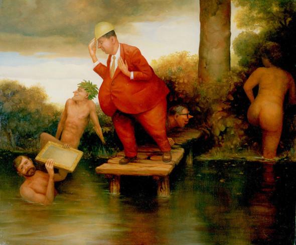 Jarosaw Miklasiewicz «Абсурдность жизни». Изображение № 9.