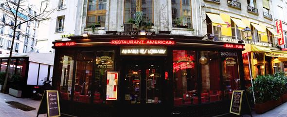 Изображение 35. Парижские кафе.. Изображение № 37.