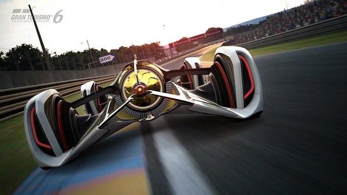 Chevrolet создала суперкар для Gran Turismo. Изображение № 32.