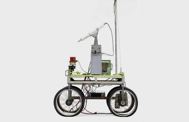 Наглядная эволюция: Как роботы обгоняют человека в развитии . Изображение № 55.