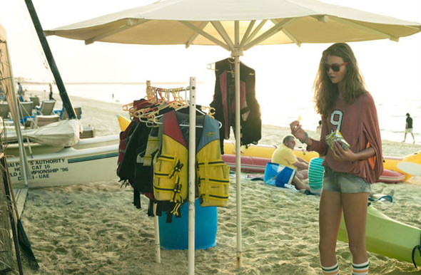Life's a beach: Пляжные съемки. Изображение № 101.
