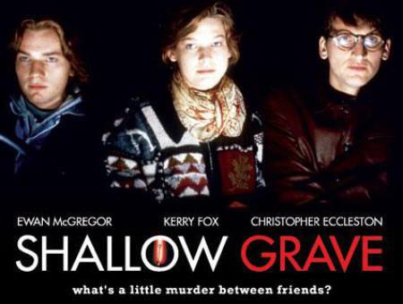 Неглубокая могила (Shallow grave). Изображение № 1.