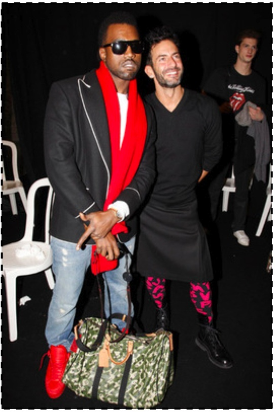 Kanye West дляLouis Vuitton. Изображение № 6.