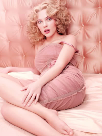 Скарлетт Йоханссон дляDolce & Gabbana. Изображение № 5.