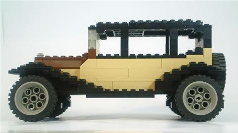 48 креативных LEGO творений. Изображение № 22.