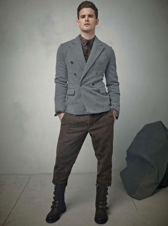 Лукбук: Dolce & Gabbana FW 2011 Men's. Изображение № 48.