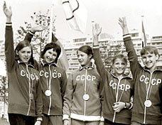 Олимпийская мода. Изображение № 1.