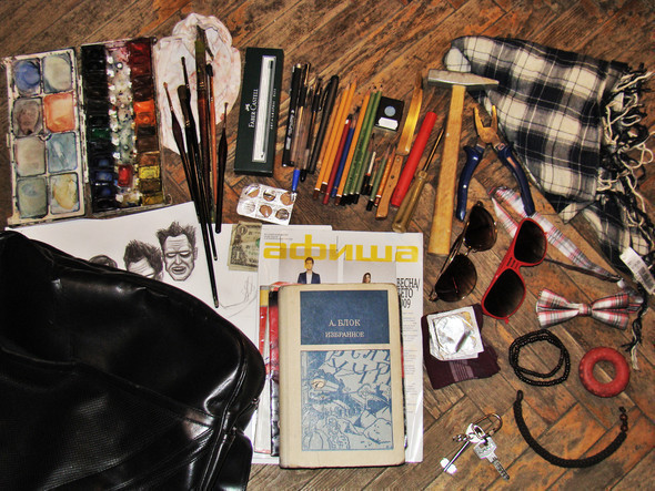 Look at Me: What's in your bag? Часть 2. Изображение № 10.