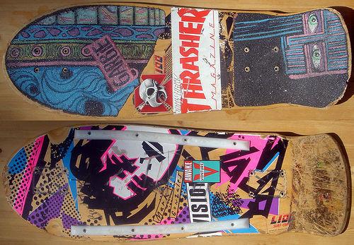 К доске: 10 художников-скейтбордистов. Изображение №1.