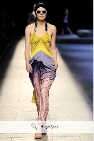 Top-10 SS09 collections (Paris FW) поверсии Style. com. Изображение № 23.