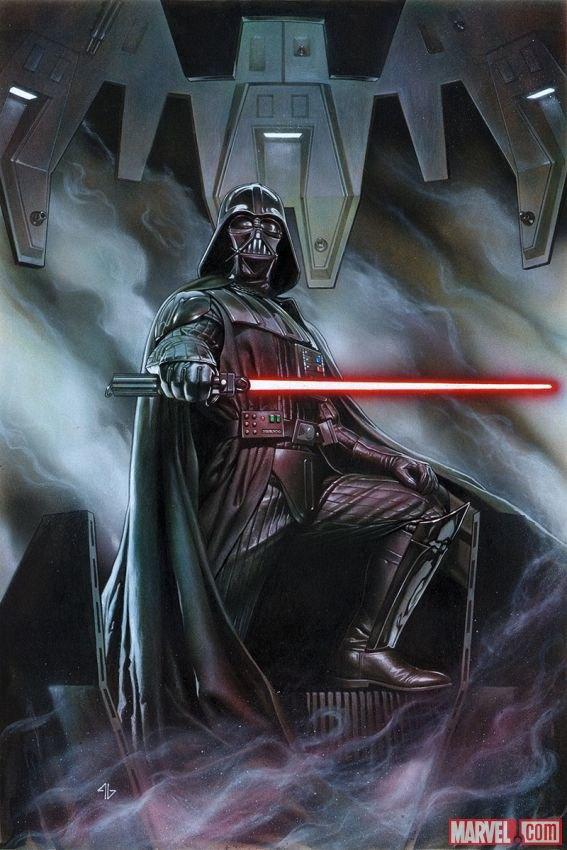 Star Wars: Darth Vader. Изображение № 2.