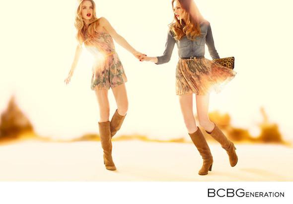 Кампания: BCBGeneration FW 2011. Изображение № 7.