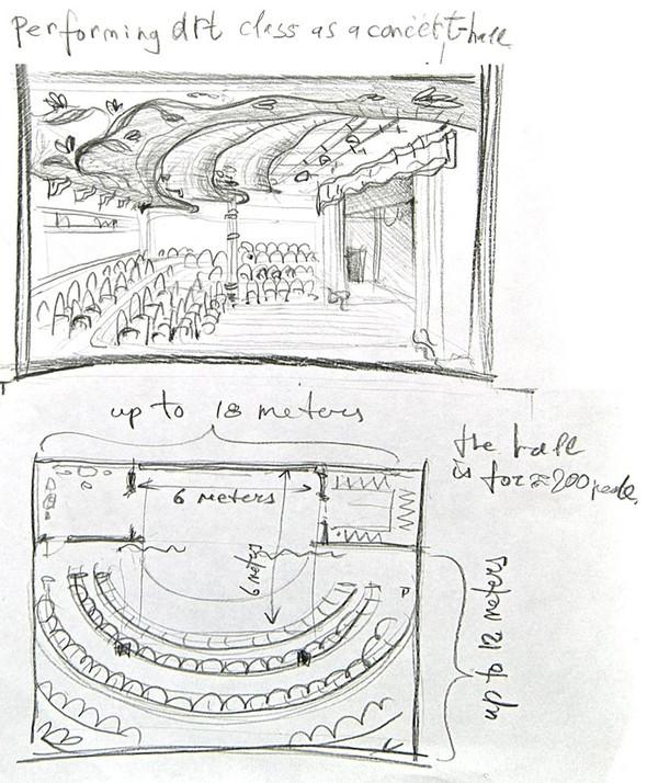 Проект интерьеров школы в Медельине. Изображение № 9.