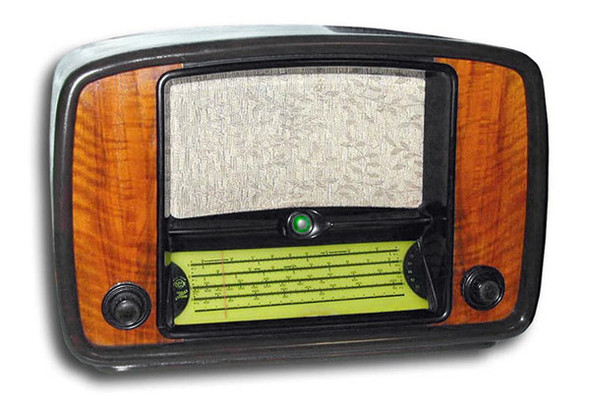 Радиоприемники в стиле ретро. Изображение № 41.