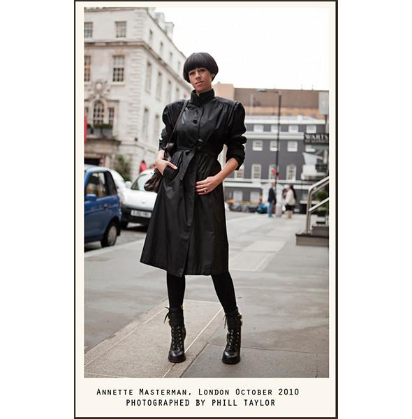 Изображение 5. City Looks: Лондон и Париж.. Изображение № 7.