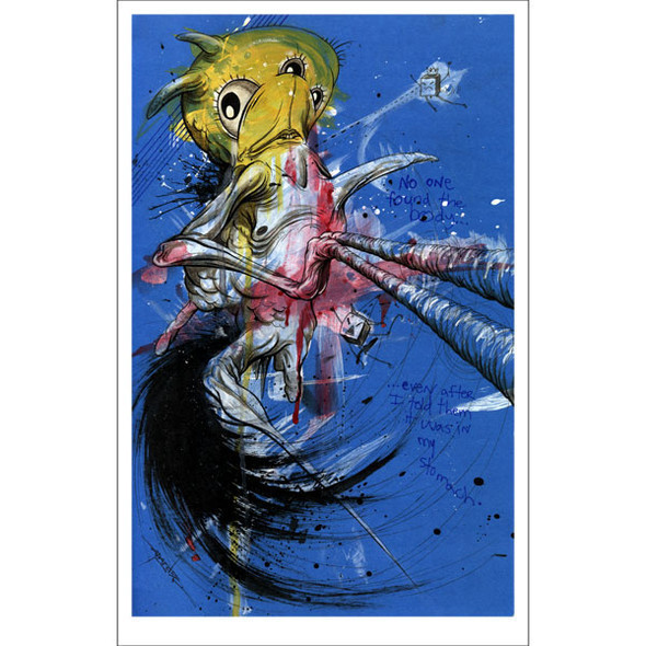 Crazy designs Alex Pardee. Изображение № 10.