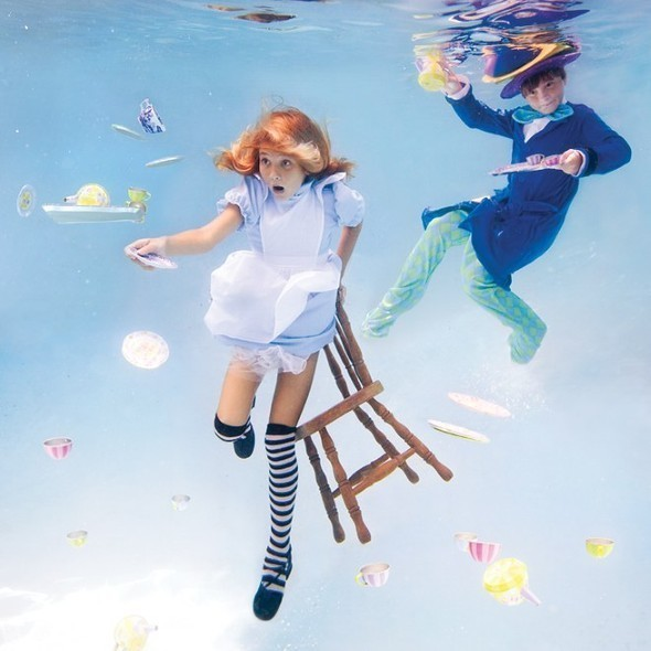 Alice in Waterland. Изображение № 17.