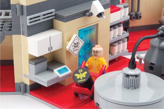 Фанаты сделали набор LEGO «Во все тяжкие». Изображение № 4.