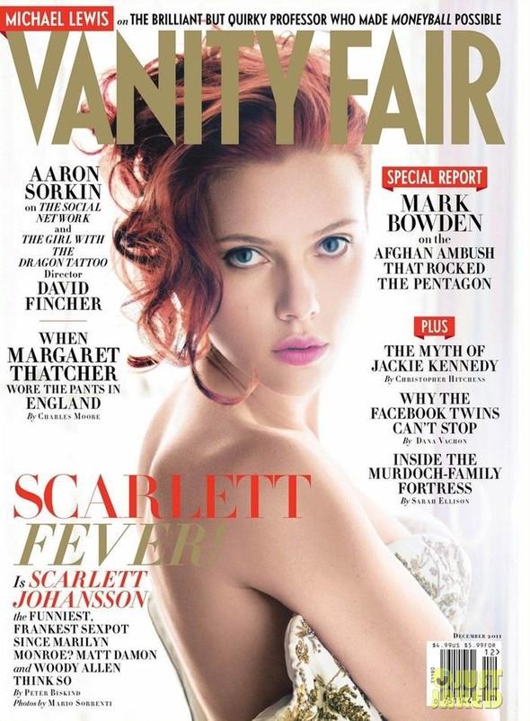 Обложки: Vanity Fair и Elle. Изображение № 1.