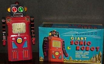 Ретро роботы. Изображение № 10.