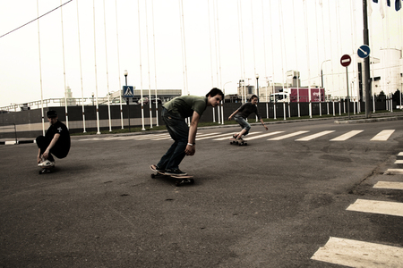 Longboards. Изображение № 4.